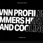 Title card for VNN Profiles Series of Summers Heating and Cooling